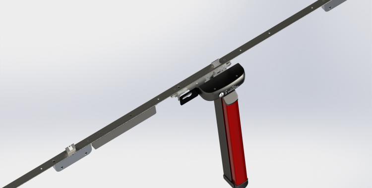 Di-più push-bar motorizzato