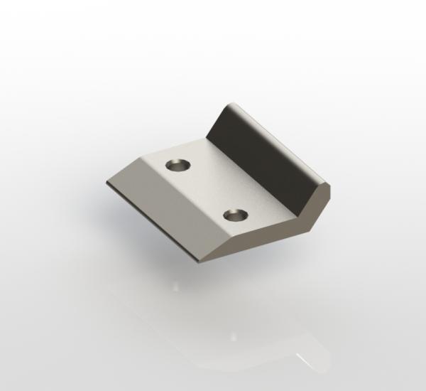 Incontro laterale per alluminio
